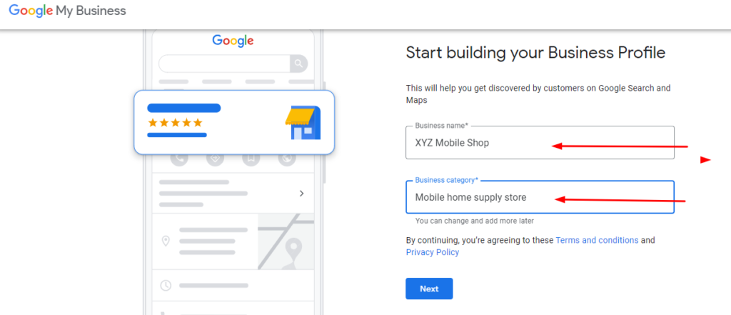 add your business to Google3